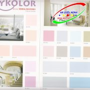 Sơn Mykolor Semigloss Finish 2 for int