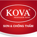 Sơn nhiệt dẻo hotmelt KOVA màu đỏ (TCVN) 1 kg 1111111111