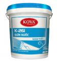 Sơn nước ngoài nhà Kova K-261- 5 kg- Base A 1111111111