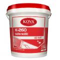 Sơn nước Kova trong nhà mịn K-260 25 kg-Base A 1111111111