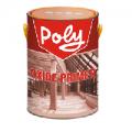 Sơn chống rỉ Poly Expo Oxide Primer Đỏ 800ml 1111111111
